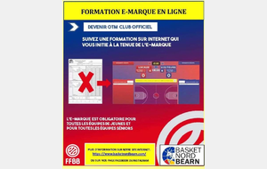 Formation e-marque E-learning