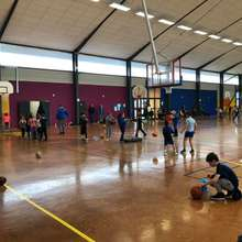 Kinder + Sport Basket Day